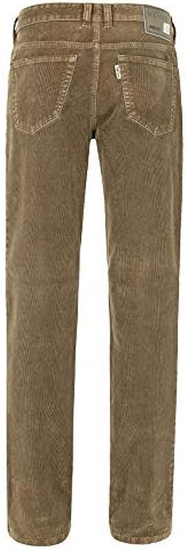 Joker męskie dżinsy Kord Harlem Walker Cognac - prosty 38W / 30L: Odzież