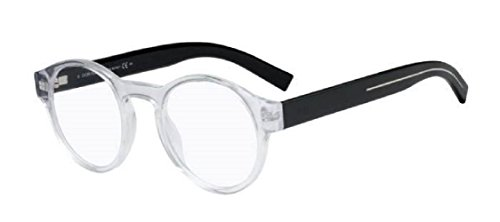 Dior Homme Black Tie 245 Crystal Black 0MNG - Prescription Dior Glasses