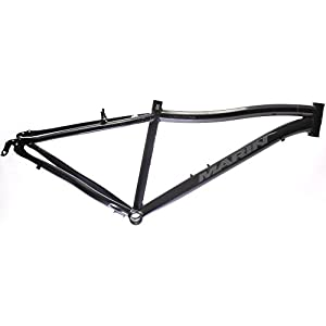 "15"" MARIN LAGUNITAS 29"" Hybrid Street Commuter Bike Frame Alloy Grey NOS NEW"