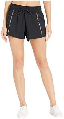 ボトムス ハーフパンツ・ショーツ Workout Ready Meet You There Shorts Black レディース [並行輸入品]