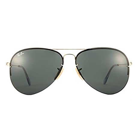 61d61d0487 ... best ray ban rb 3460 59 13 aviator flip out gold sunglasses amazon  canada d35e7 a7f9e
