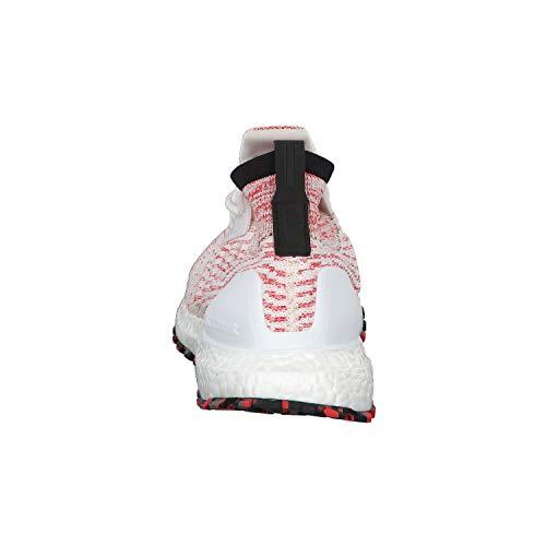Adidas Terrain F17 White White Chalk All Uomo Scarpe Bianco Running ftwr Da grey chalk Four Ultraboost F17 qrEwar