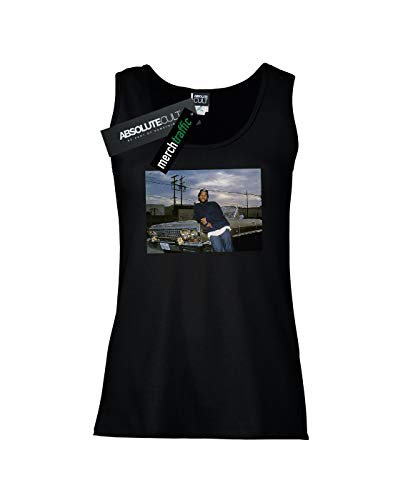 Femme Absolute Top Impala Ice Large Photo Noir Cube Cult Tank qCAOCw1x