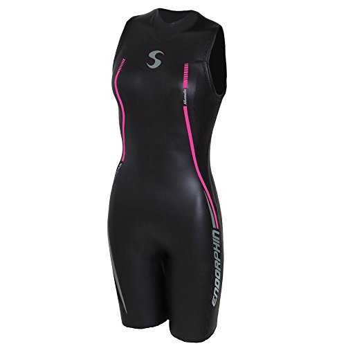 Synergy Endorphin Women's QuickJohn - Women Triathlon Wetsuit