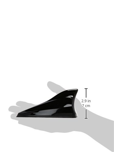 Beat-Sonic FDA42-202 Black Functional Shark Fin Antenna