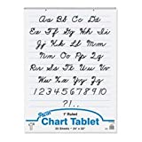 PACON CORPORATION CHART TABLET 24X32 1 RULED 25 CT (Set of 12)