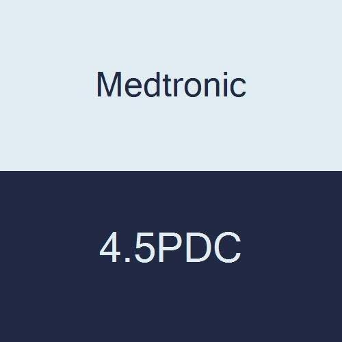 Covidien 4.5PDC Tracheostomy Tube, Pediatric, Cuffed, 42 mm Length, Size 4.5 by COVIDIEN