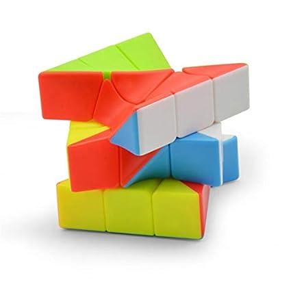 Amazon.com: LeFun Distortion Cubo mágico de 2.4 in, 1.2 x ...