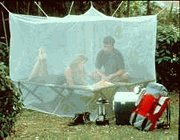 Nicamaka Campers Net Double, Outdoor Stuffs
