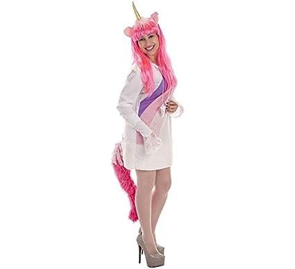 Disfraz de Unicornio para Mujer: Amazon.es: Juguetes y juegos