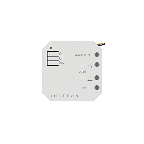 insteon on off module dual band - 3