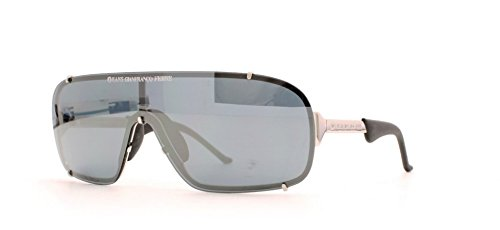 Gianfranco Ferre 7 YB7 Silver and Yellow Authentic Men - Women Vintage - Gff Sunglasses