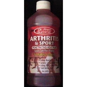 Dr. Fred Summit Arthritis & Sport Penetrating Heat Rub ()