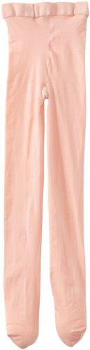(Danskin Big Girls' Microfiber Footed Tight, Ballet Pink, Medium (8/10))