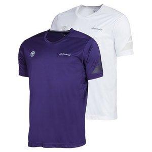 Babolat Hombre Oberbekleidung Performance Wimbledon Crew Neck - Camiseta: Amazon.es: Deportes y aire libre