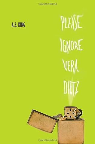 book cover of Please Ignore Vera Dietz