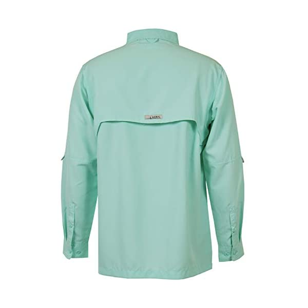 Fashion Shopping HABIT Mens Belcoast Long Sleeve River Guide Fishing Shirt