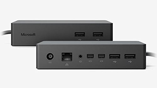 Microsoft Surface Book 2-in-1 Laptop 13.5'' touch screen 3000x2000 3K 3:2 QHD Digitizer Pen Windows 10 Pro (i5-6300U 8G 128G, Dock, Wireless Display Bundle)