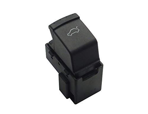 KS-ecs 1J0959831A/1J0 959 831 A for VW/B5 OE Style Trunk Lock Release Switch Button (Trunk Button)