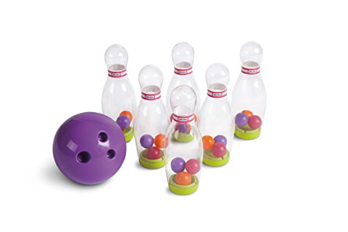 Little Tikes Clearly Sports Bowling - Purple