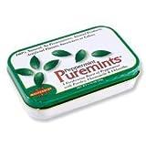 Peppermint Puremints 50g lozenges by Meltzer's