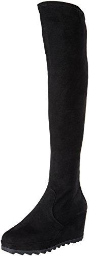 s.Oliver Women's 25517 Boots Black tTbWIh5P