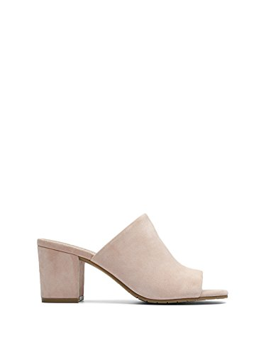 Kenneth Cole REACTION Women's Mass-Ter Mind Mule, Rose, 5.5 M US