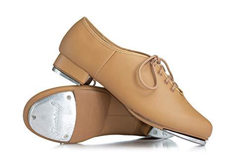 Adult Split Sole Tap Shoes T9555TAN08.0M Tan 8 M US