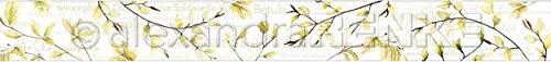 Alexandra Renke Washi Tape 30mmX10m-Birch Leaves, Spring