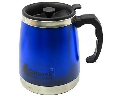 Chinook Coffee Press Mug (16-Ounce), Outdoor Stuffs