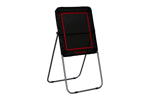 Gladiator Lacrosse Professional Bounce Pitch Back/Rebounder (Black)
