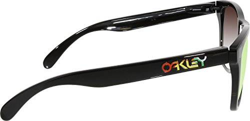 Black Montures Homme Oakley Frogskins de Lunettes XRxOXwqp5