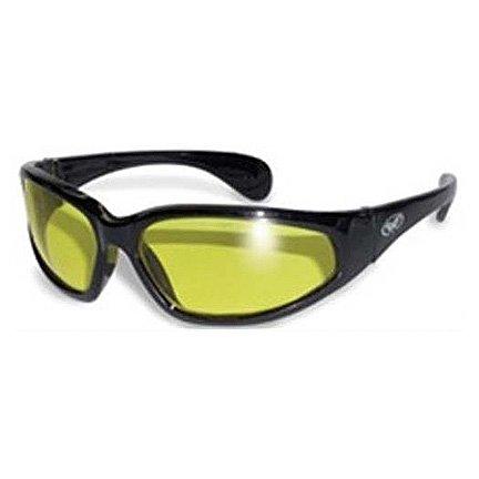 Global Vision Hercules Yellow Sunglasses