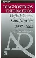 Diagnosticos enfermeros - definiciones y clasificacion