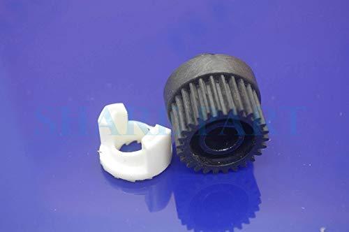 (Printer Parts Share 5Sets Gear Drive Fuser Gear-Hub Clutch Jc66-01202A Jc66-00340A for Samsung Ml1915 Scx4623 Scx4200 4300 4600 Ml2525 Ml2580)
