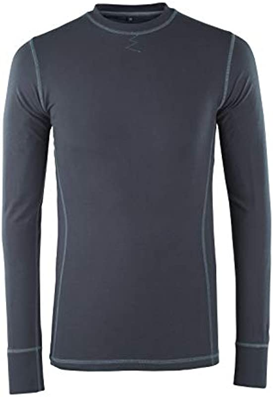 Mascot Olten Multisafe 50121-929 podkoszulek funkcyjny, męski, kolor: czarny niebieski , rozmiar: s: Odzież