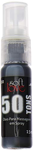 Excitante 50 Tons Jatos 15ml - Soft Love, Soft Love