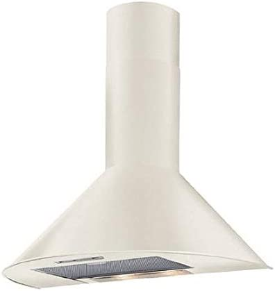 Campana extractora Plados RND60 de pared de 60 cm - Color blanco antiguo: Amazon.es: Grandes electrodomésticos