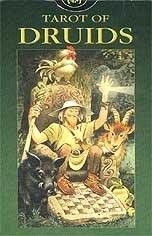 Deck: Tarot of the Druids by Lupatelli/ Baraldi (DTARDRU)