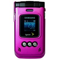 HOT PINK MAGENTA PROGUARD COVER SNAP-ON CASE for SAMSUNG A900 BLADE / A900M ACE