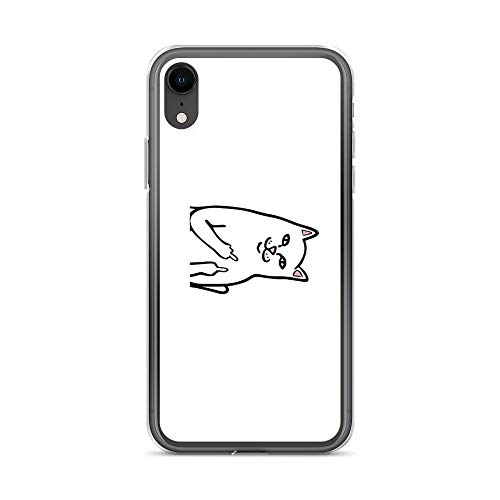 Lopenuter rip n' dip Case Cover Compatible for iPhone (XR)