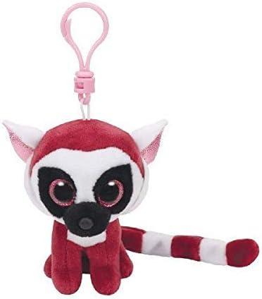 TY 35029 – Leeann – Clip, lémur Rosa, 8,5 cm, con ojos, Glubschi s, Beanie Boo s , color/modelo surtido: Amazon.es: Juguetes y juegos
