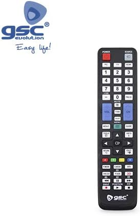 GSC Mando Universal para TV Samsung 002402008: Amazon.es: Hogar