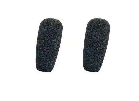 Two (2) Replacement windscreens for Telex Airman 8