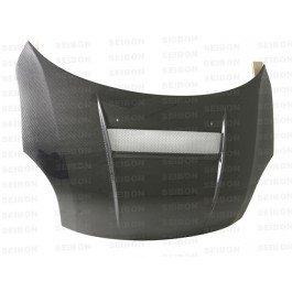 SEIBON CARBON FIBER HOOD VSII HD0507SKST-VSII (Carbon Hood Fiber Vsii Seibon)