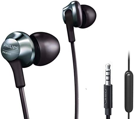 Philips Earbuds Headphones Powerful Lightweight product image