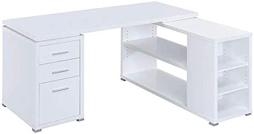 Pemberly Row L Shape Corner Storage Desk