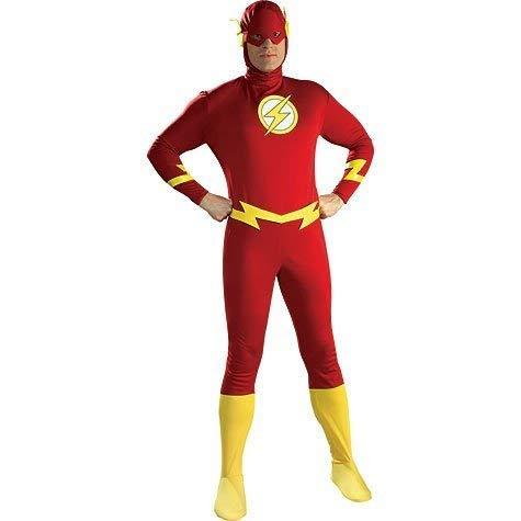 The Flash Adult Costume - Large
