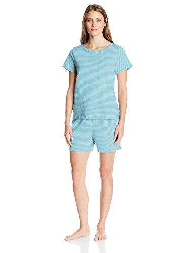 Amazon Essentials Womens Cotton Short Sleeve