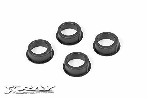 (XRAY Composite Ball-Bearing Hub Set (4))